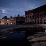 MassMoCA at Night...